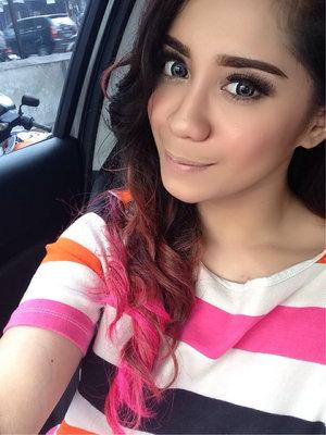 Make up by Nikki Windya :)