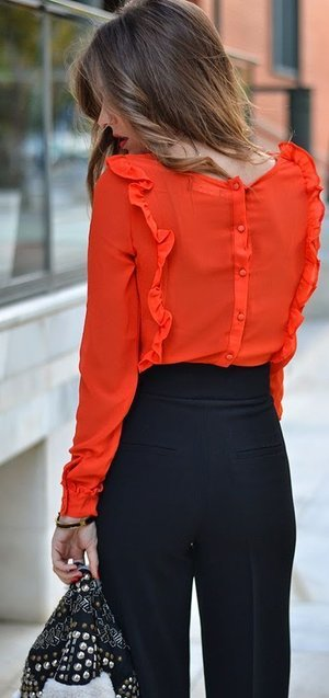 #workwear in red